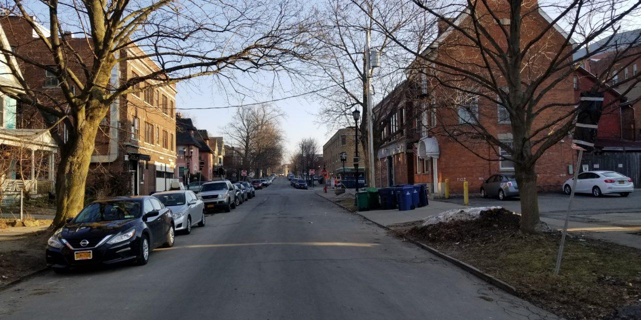 N. Pearl Street – Allen to Virginia Parking Update