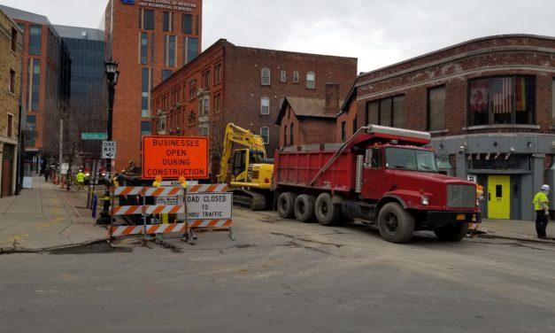 Construction Schedule Update (3/25/19)