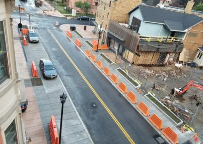 Main to N. Pearl open to traffic